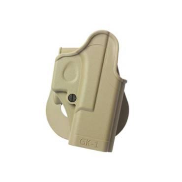 IMI One Piece Polymer Holster Glock 1 Tan