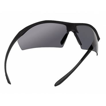 Bolle Sentinel Ballistic Sunglasses, Smoke Lenses and Black Frames