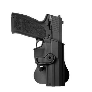 IMI Rotating Holster HK USP 45 Full Size Black