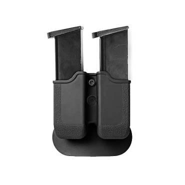 IMI MP05 Double Magazine Pouch Black