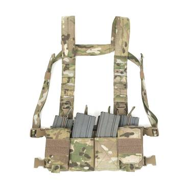 Warrior Pathfinder Chest Rig MultiCam