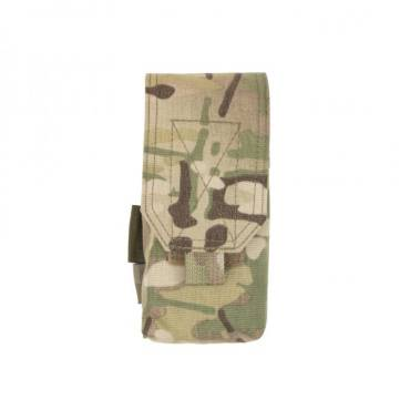 Warrior Single G36 Covered Mag Pouch MultiCam