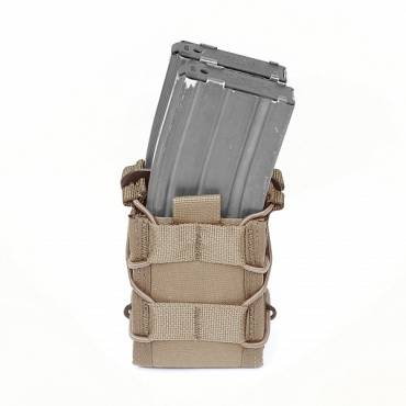 Warrior Assault Systems Double Quick Mag Coyote Tan