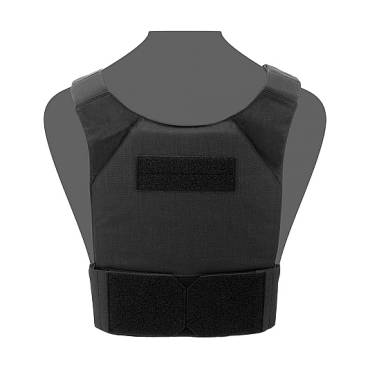 Warrior Covert Plate Carrier Black