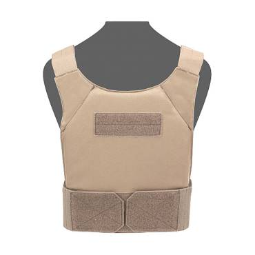 Warrior Covert Plate Carrier Coyote Tan