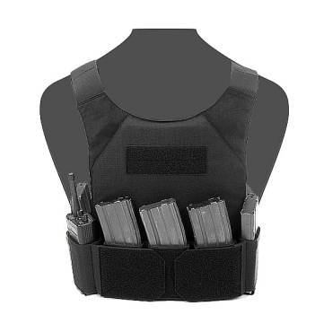 Warrior Covert Plate Carrier Mk1 Black