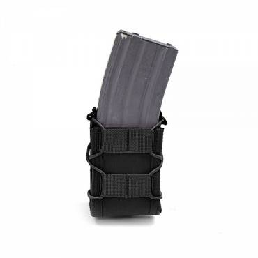 Warrior Single Quick Mag Black