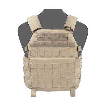 Warrior DCS Special Forces Releasable Plate Carrier Coyote Tan