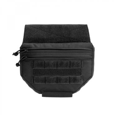 Warrior Drop Down Utility Pouch Black