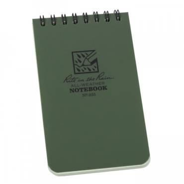 """Rite In The Rain Pocket Notebook Spiral Bound 3""""X5"""""""