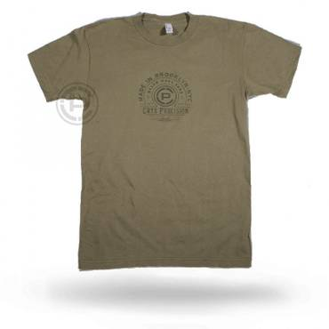 Crye Precision Made in Brooklyn T-Shirt Short Sleeved Army