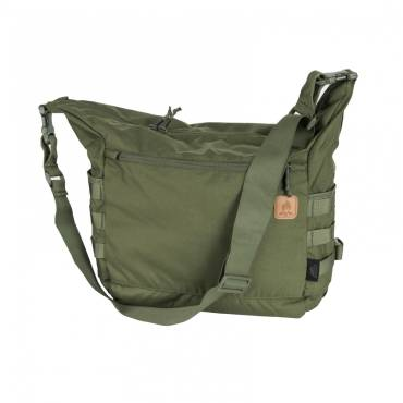 Helikon Bushcraft Satchel Bag Olive Green