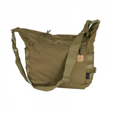 Helikon Bushcraft Satchel Bag Coyote
