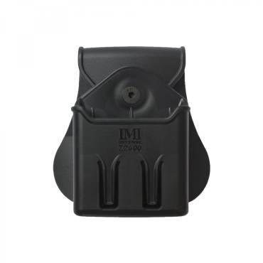 IMI Plastic Pouch AR15/GALIL Black