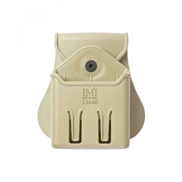 IMI Plastic Pouch AR15/GALIL Tan