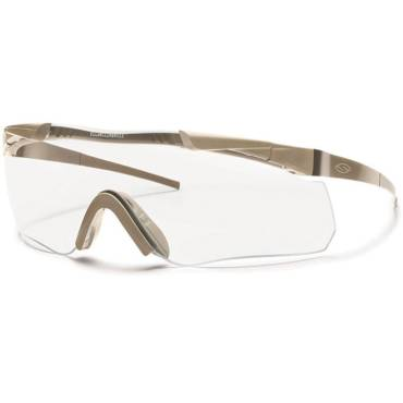 Smith Optics Aegis Echo II Eyeshield - Tan Frame