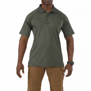 5.11 Performance Polo TDU Green