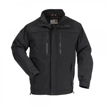 5.11 Bristol Waterproof and Windproof Parka - Black