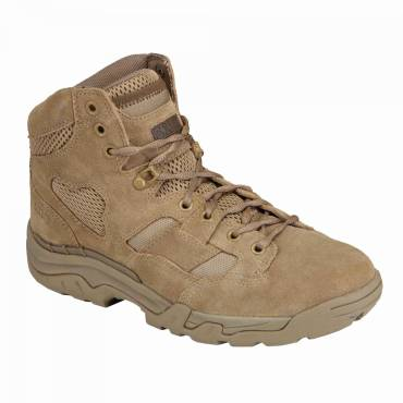 "5.11 Taclite Coyote Tactical Boots 6"" Coyote Tan"
