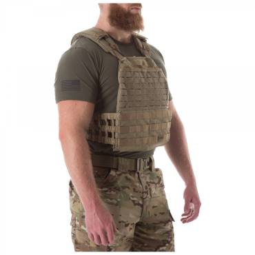 5.11 Tactec Plate Carrier - Sand Stone