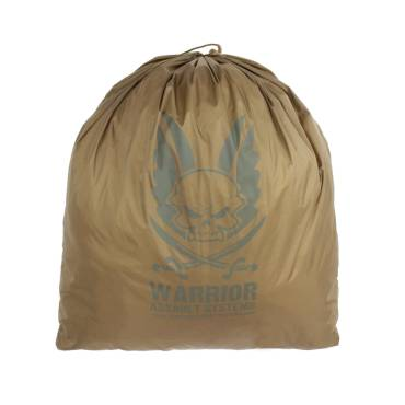 Warrior Logo Nylon Carry Bag