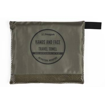 Snugpak Hand and Face Towel Olive