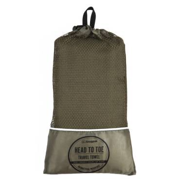 Snugpak Head to Toe Towel Olive