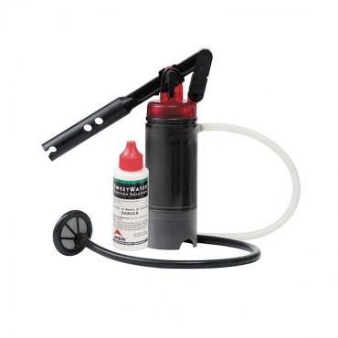 MSR SweetWater Purifier System (Solution Included)
