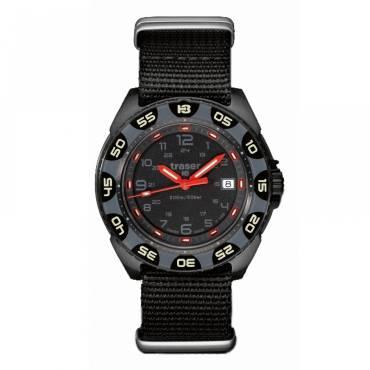 Traser Red Alert - T100 illumination Military Watch