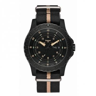 Traser P6600 Sand Military Watch