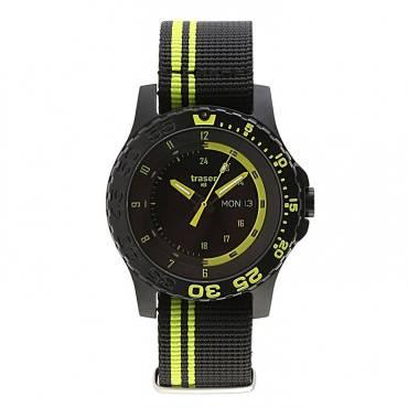 Traser Green Spirit Military Watch