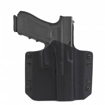 ARES Kydex Holster Glock-17/19 Black