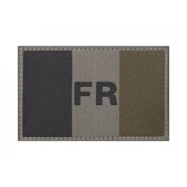 Clawgear France Flag Patch 20969 RAL7013