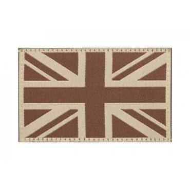 Clawgear Great Britian Flag Patch 20988 Desert