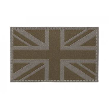 Clawgear Great Britian Flag Patch 20989 RAL7013