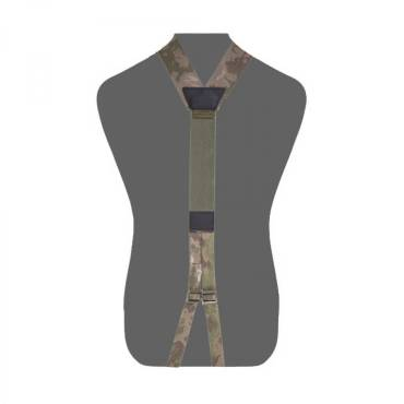 Warrior Slim Line Harness A-TACS FG