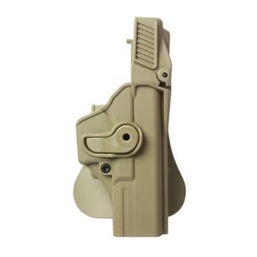 IMI Level 3 Retention Holster Glock 17 Tan