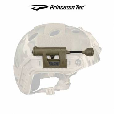 Princeton Tec Charge Pro Helmet Light Olive Drab With R/B/I.R. LEDs