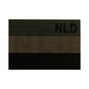 Clawgear Dual IR NDL Patch 27808 RAL7013