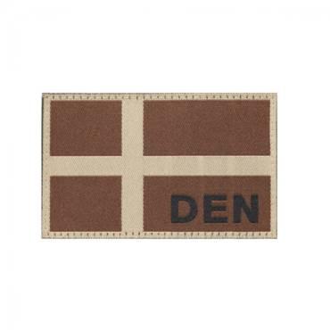Clawgear Denmark Flag Patch Desert 20962