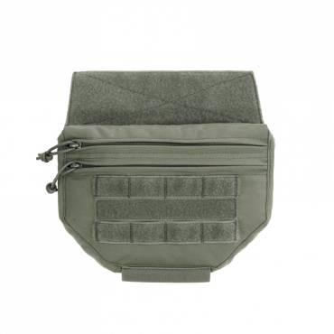 Warrior Drop Down Utility Pouch Ranger Green