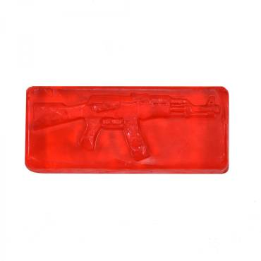 Red AK47 Anti Bacterial Soap