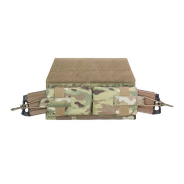 Warrior Horizontal Velcro MOLLE Panel Multicam
