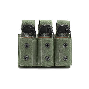 Warrior Triple 40mm Grenade Olive Drab