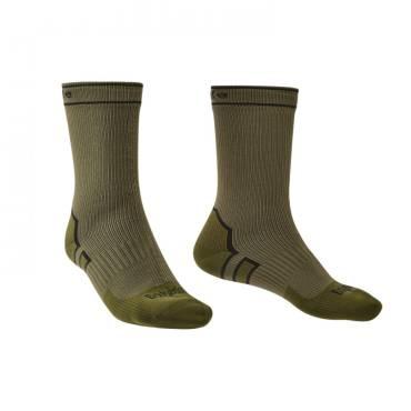 Bridgedale Storm Sock MW Boot Dark Khaki