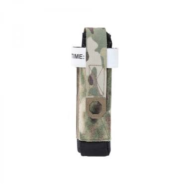 Warrior Laser Cut Universal Tourniquet Holder MultiCam