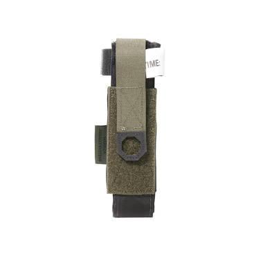 Warrior Laser Cut Universal Tourniquet Holder Ranger Green