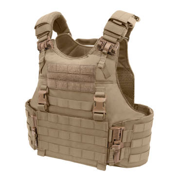 Quad Release Carrier Coyote Tan