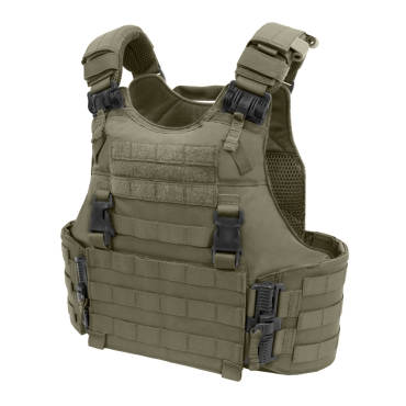 Quad Release Carrier Ranger Green