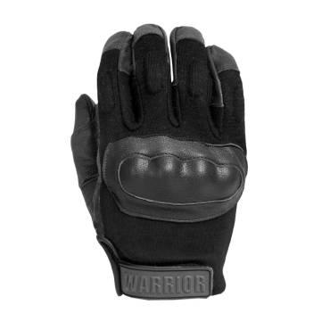 Warrior Enforcer Hard Knuckle Glove Black
